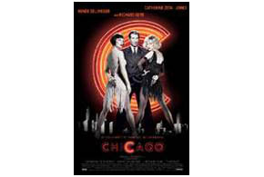 Still shot from the movie: Chicago.