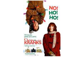 Still shot from the movie: Christmas with the Kranks.
