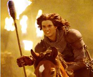Still shot from the movie: The Chronicles of Narnia - Prince Caspian.