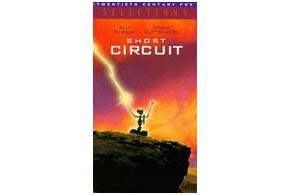 Still shot from the movie: Short Circuit.