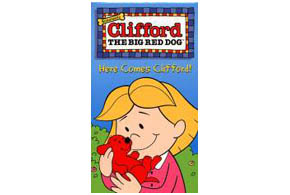 Still shot from the movie: Here Comes Clifford.