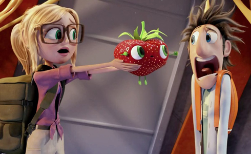 Cloudy with a Chance of Meatballs 2 2013 movie