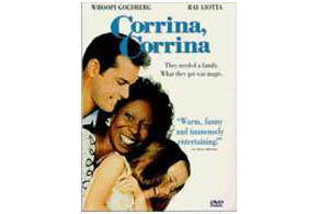 Still shot from the movie: Corrina, Corrina.