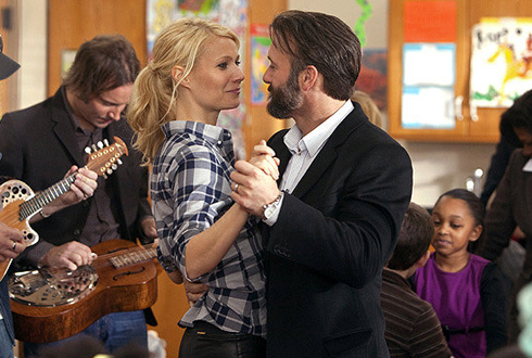 Still shot from the movie: Country Strong.