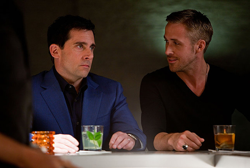 Still shot from the movie: Crazy, Stupid, Love..