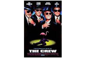 Still shot from the movie: The Crew.