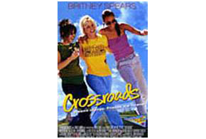 Still shot from the movie: Crossroads.