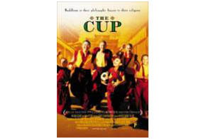 Still shot from the movie: The Cup.