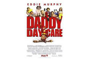 Still shot from the movie: Daddy Day Care.
