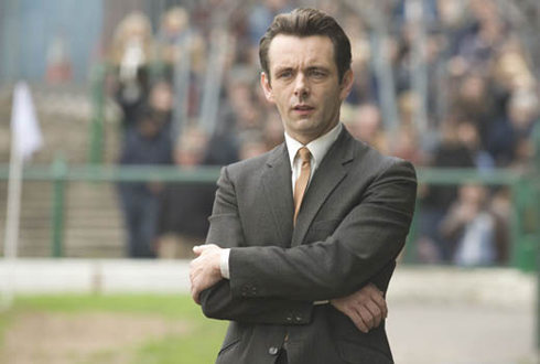 Still shot from the movie: The Damned United.