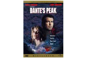 Still shot from the movie: Dante's Peak.