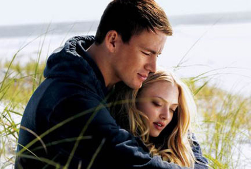 Still shot from the movie: Dear John.