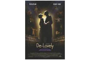 Still shot from the movie: De-Lovely.