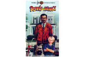 Still shot from the movie: Dennis The Menace.