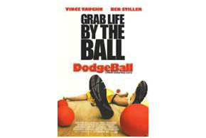 Still shot from the movie: Dodgeball: A True Underdog Story.