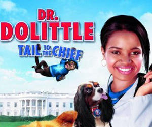 Still shot from the movie: Dr. Dolittle: Tail To The Chief.