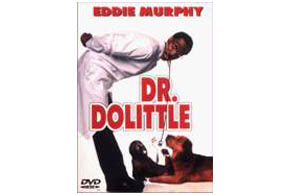 Still shot from the movie: Dr. Dolittle.