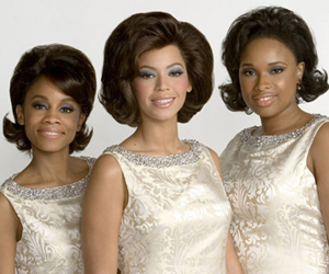 Still shot from the movie: Dreamgirls.