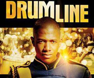 Still shot from the movie: Drumline.