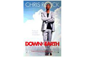 Still shot from the movie: Down To Earth.