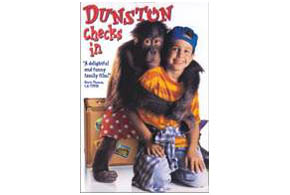 Still shot from the movie: Dunston Checks In.