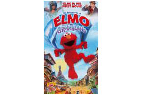 Still shot from the movie: Elmo In Grouchland.