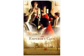 Still shot from the movie: The Emperor's Club.