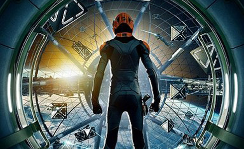 Still shot from the movie: Ender's Game.