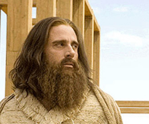 Still shot from the movie: Evan Almighty.