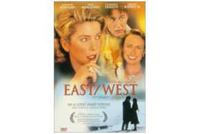 Still shot from the movie: East-West.