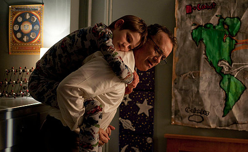 Still shot from the movie: Extremely Loud and Incredibly Close.
