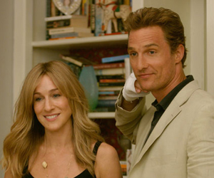 Still shot from the movie: Failure to Launch.