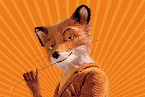 Still shot from the movie: Fantastic Mr. Fox.
