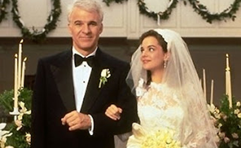 Still shot from the movie: Father Of The Bride.