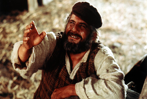 Still shot from the movie: Fiddler On The Roof.