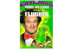 Still shot from the movie: Flubber.