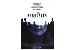 Still shot from the movie: The Forgotten.