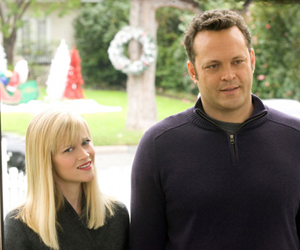 Still shot from the movie: Four Christmases.