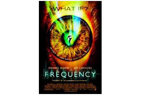 Still shot from the movie: Frequency.