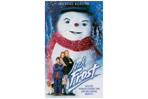 Still shot from the movie: Jack Frost.
