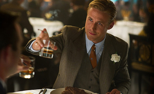 Still shot from the movie: Gangster Squad.