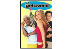 Still shot from the movie: Get Over It.