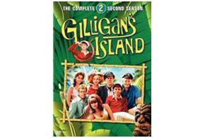 Still shot from the movie: Gilligan's Island; The Second Season.