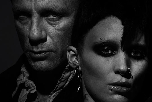 Still shot from the movie: The Girl With The Dragon Tattoo.