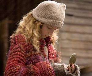 Still shot from the movie: The Golden Compass.