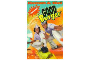 Still shot from the movie: Good Burger.