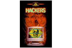 Still shot from the movie: Hackers.