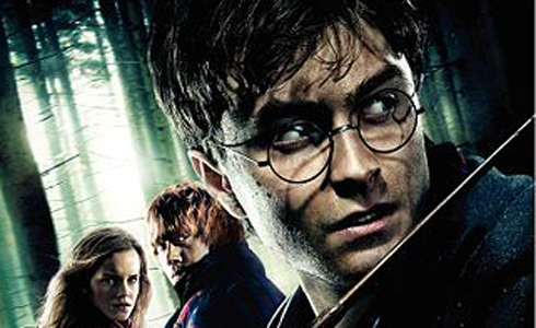 Still shot from the movie: Harry Potter: The Complete 8-Film Collection.