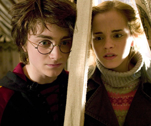 Still shot from the movie: Harry Potter and the Goblet of Fire.