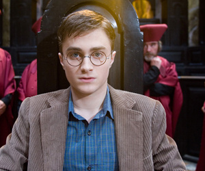 Still shot from the movie: Harry Potter and the Order of the Phoenix.